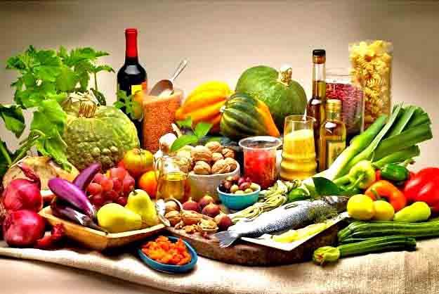 Le régime alimentaire méditerranéen ou crétois
